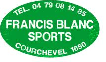 skihire Francis Blanc